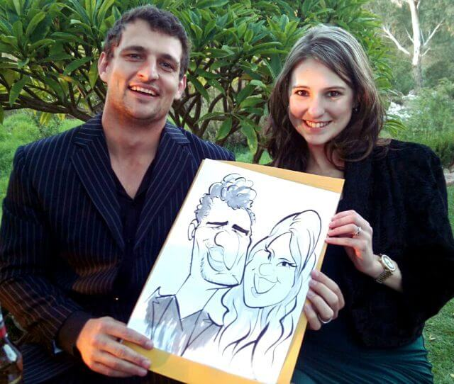 Martinus van Tee event entertainment Western Cape illustration portraits