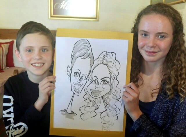 martinus-van-tee-birthday-party-entertainment-caricatures-western-cape