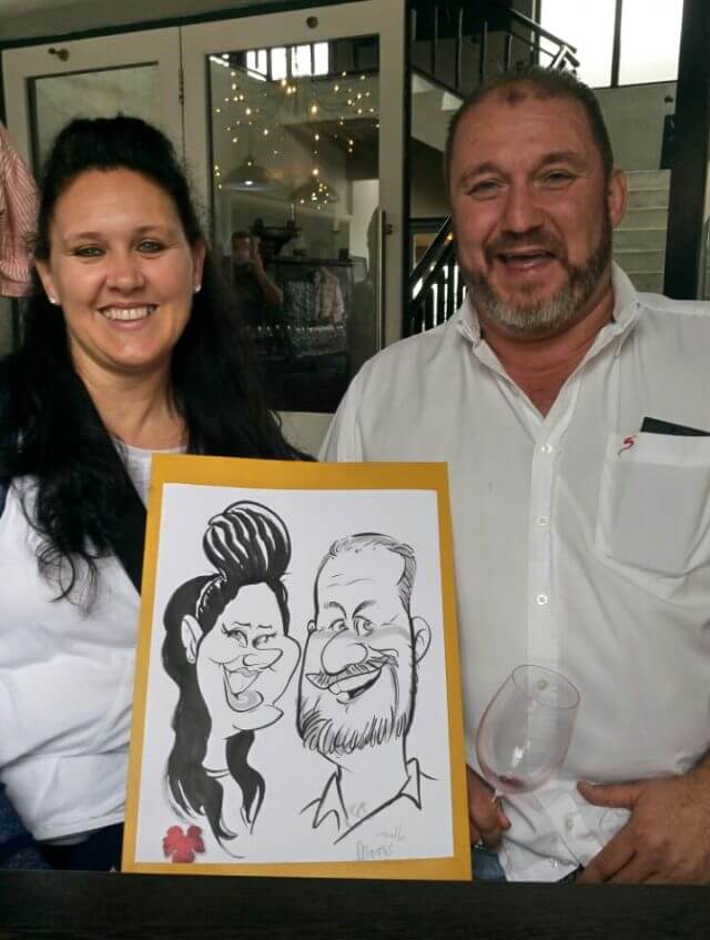 beyerskloof-wedding-caricature-entertainment-stellenbosch-martinus-van-tee
