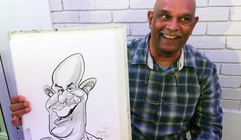Event caricatures