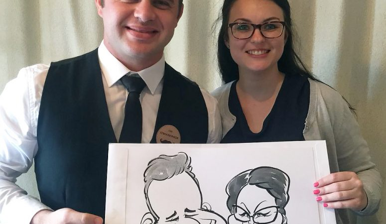 Stellenbosch Agricultural Society caricatures