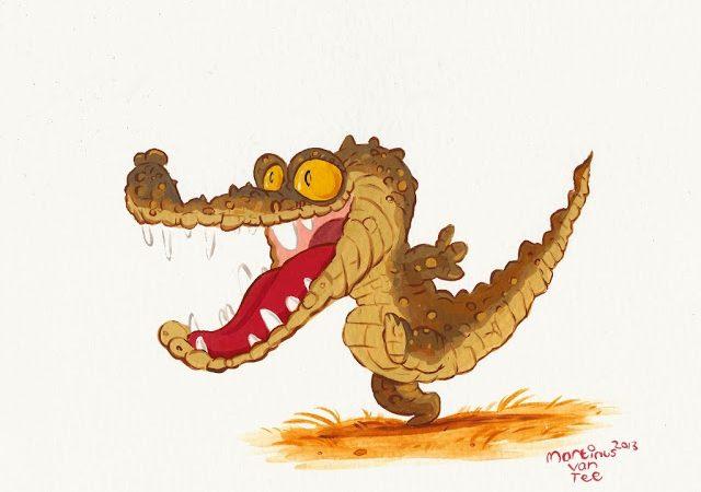 Yet another crocodilian