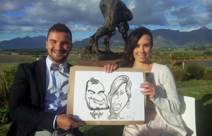 Lindsay Watson's wedding at Cavalli Estate Stellenbosch
