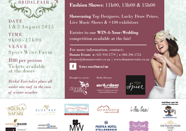 Winelands Bridal Fair