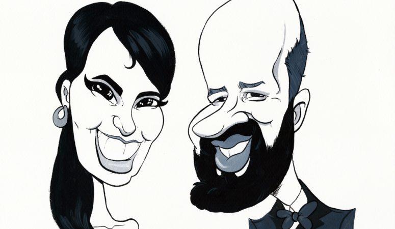 Caricature commission