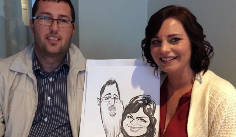 Durbanville caricatures