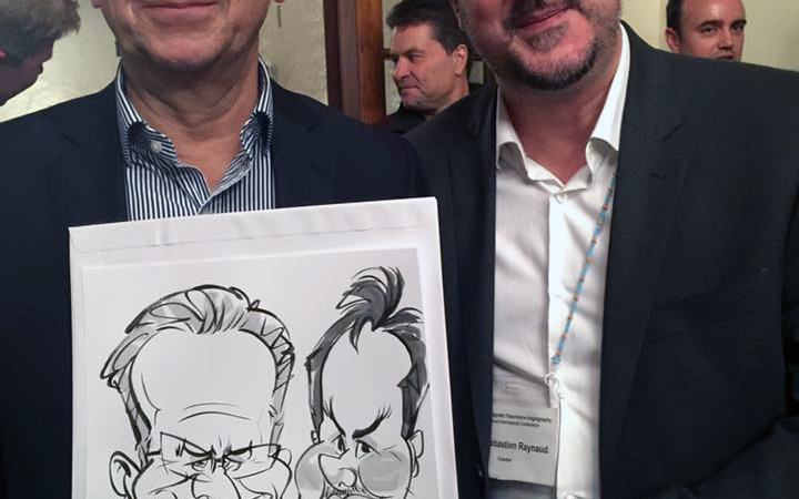 Conference caricatures — Part two