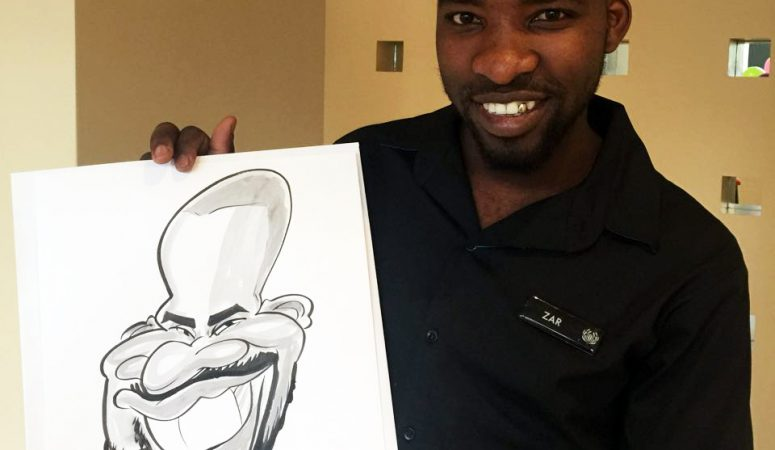 Cape Town Caricatures