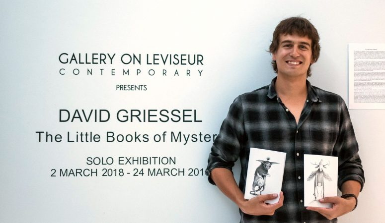 David Griessel exhibition