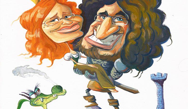 Rebecca and Riekert