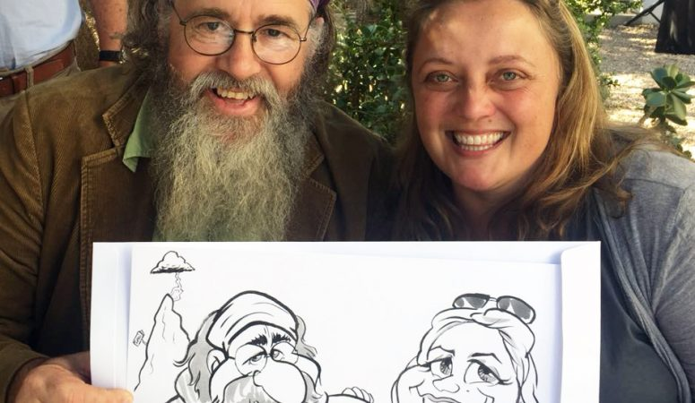 Paternoster caricatures