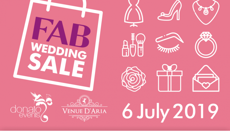 FAB Wedding Sale